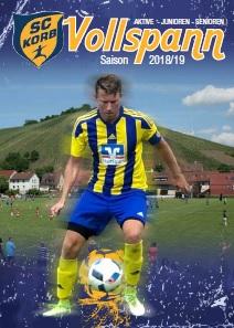 Jetzt unser Stadionheft zur Saison 2018/2019 downloaden! Mit allen Teams, Terminen und Sponsoren!